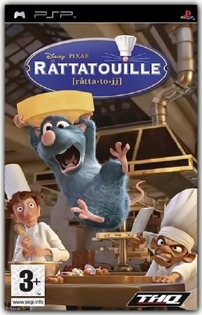 Ratatouille (2008) (RUS) (PSP)
