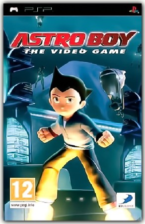 Astro Boy The Video Game (2009) (ENG) (PSP)