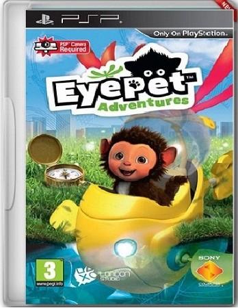 EyePet Adventures (2011) (RUS) (PSP)