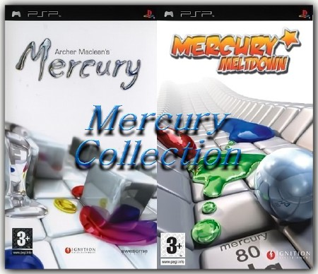 Mercury Collection (2005-2006) (ENG) (PSP)