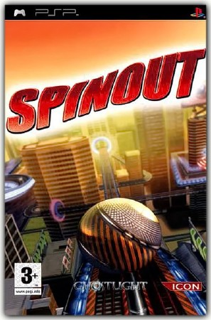 Spinout (2008) (ENG) (PSP)