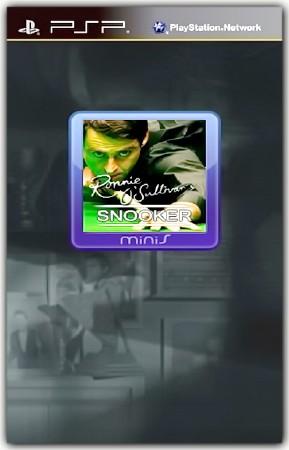 Ronnie O Sullivans Snooker (2012) (ENG) (PSP)