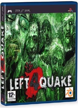 Left 4 Quake (beta) (2011) (ENG) (PSP)