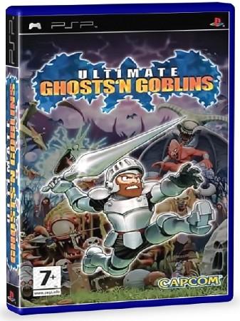 Ultimate Ghosts N Goblins (2006) (ENG) (PSP)