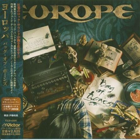 Europe - Bag Of Bones (2012) FLAC