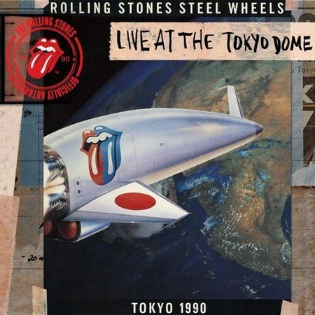 The Rolling Stones -  Live at the Tokyo Dome (2012)