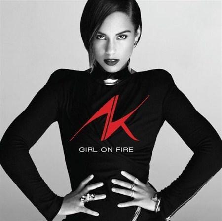 Alicia Keys - Girl On Fire (2012)