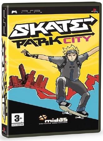 Skate Park City (2008) (ENG) (PSP)