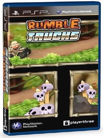 Rumble Trucks (2011) (ENG) (PSP)