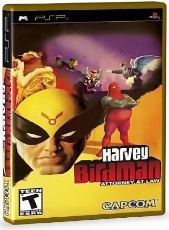 Harvey Birdman Attorney at Law (2008) (RUS) (PSP)