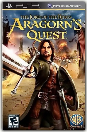 Lord of the Rings: Aragorns Quest The (2010) (ENG) (PSP)