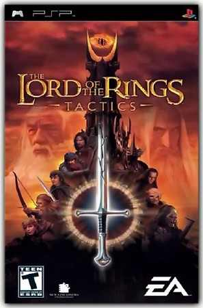 The Lord of The Rings Tactics (2005) (RUS) (PSP)