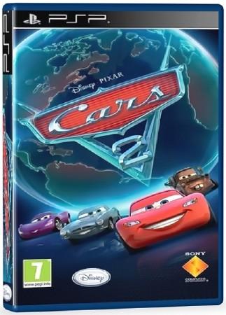Cars 2 (2011) (RUS) (PSP)