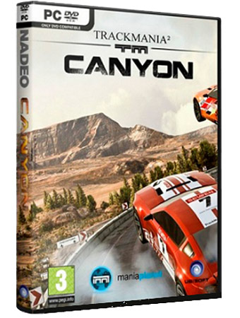 TrackMania 2 Canyon (PC/RUS/Multi/2011/v.1.3.0.0/repack by Ultra)