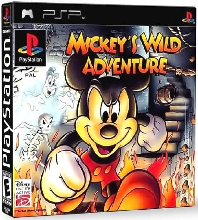 Mickeys Wild Adventure (1996) (RUS) (PSX-PSP)
