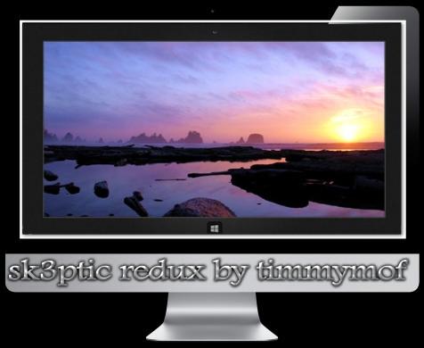 Темы для Windows 8 Рассветы и закаты