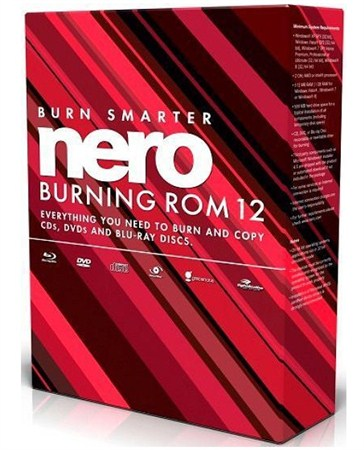 Nero Burning ROM 12 12.0.00800
