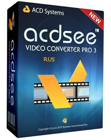 ACDSee Video Converter Pro 3.0.34.0