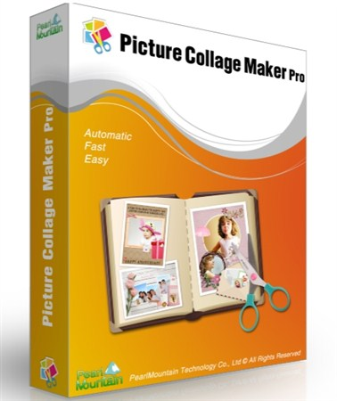 Picture Collage Maker Pro 3.3.7 Build 3600 Portable by SamDel