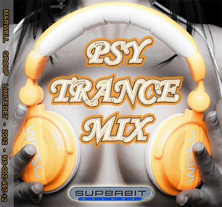 VA - Psy Trance Mix (2012)