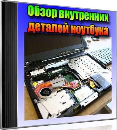 Обзор внутренних деталей ноутбука (2012) DVDRip