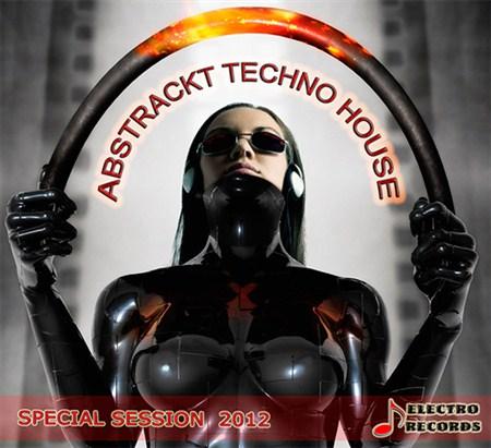 VA - Abstrckt Techno House (2012)