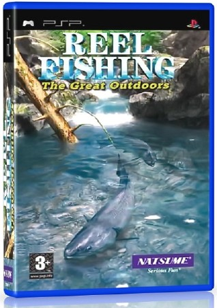 Reel Fishing The Great Outdoors (2006) (ENG) (PSP)