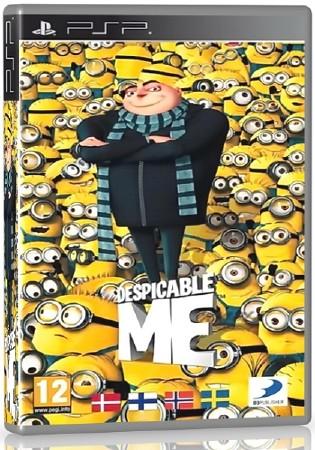 Despicable Me (2010) (ENG) (PSP)