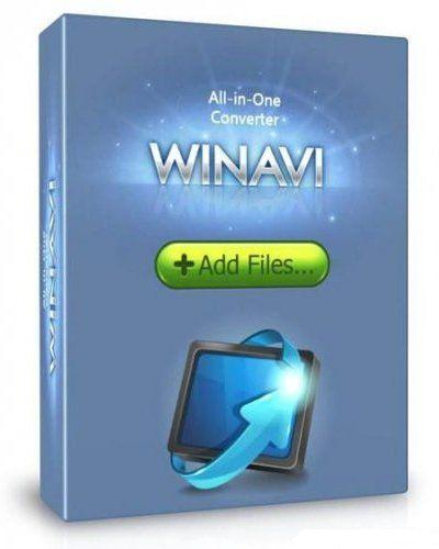 WinAVI All-In-One Converter 1.7.0.4640 (2012)