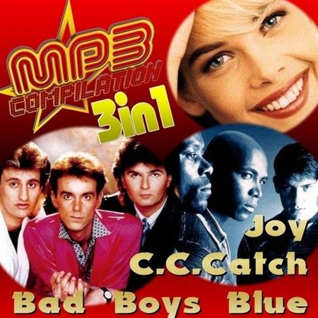 Joy, Bad Boys Blue, C.C. Catch - 3 in 1 (2012)