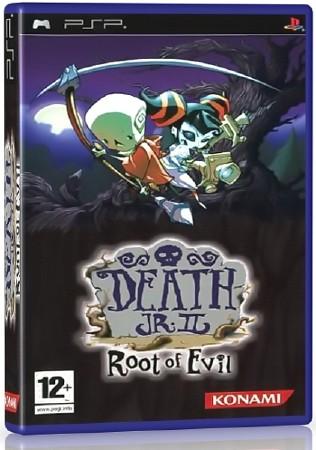 Death Jr. II Root of Evil (2006) (RUS) (PSP)
