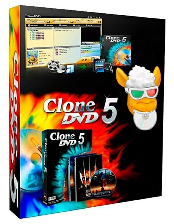 DVD X Studios CloneDVD 6.0.1.2
