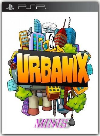 Urbanix (2011) (RUS) (PSP)