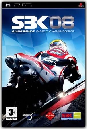 SBK-08 Superbike World Championship (2008) (ENG) (PSP)