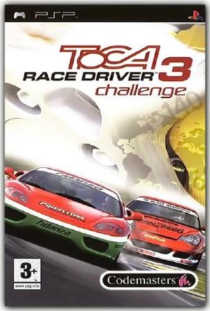 TOCA Race Driver 3 Challenge (2007) (RUS) (PSP)