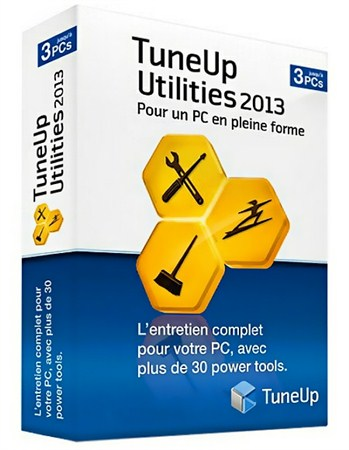 TuneUp Utilities 2013 13.0.3000 Final RePack by KpoJIuK