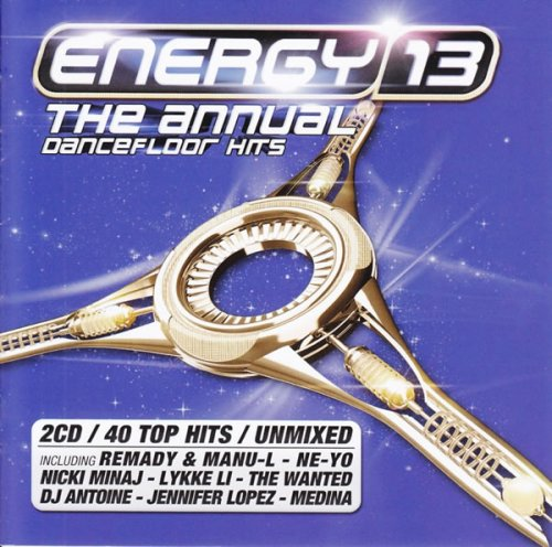 Energy 2013 - The Annual Dancefloor Hits (2012)