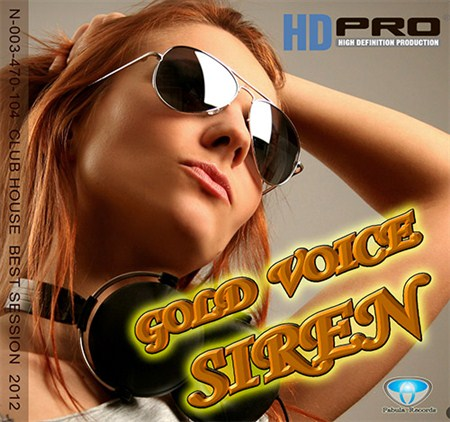 VA - Gold Voice Siren (2012)