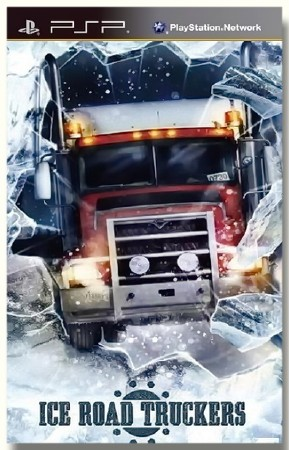 HISTORY Ice Road Truckers (2010) (ENG) (PSP)