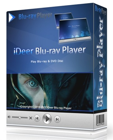 iDeer Blu-ray Player 1.1.2 Build 1071 Portable by SamDel