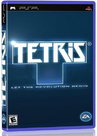 Tetris (2009) (ENG) (PSP)