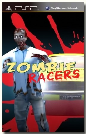 Zombie Racers (2011) (ENG) PSP)