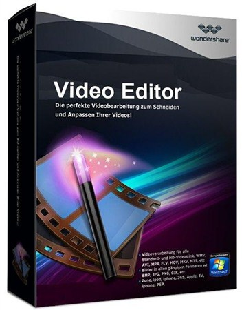Wondershare Video Editor 3.1.1.1 Portable by SamDel