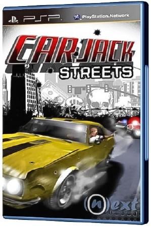 Car Jack Streets (2010) (ENG) (PSP)