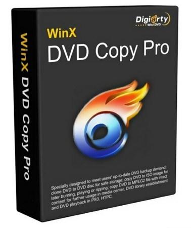WinX DVD Copy Pro 3.4.7.0