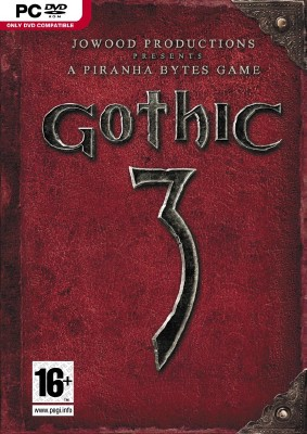 Gothic III Enhanced Edition / Готика 3 Расширенное издание (RUS/2012/Repack)