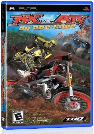 MX vs. ATV On the Edge (2006) (ENG) (PSP)