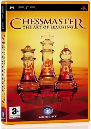 Chessmaster The Art of Learning (2008) (ENG) (PSP)