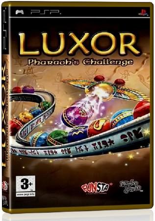 Luxor Pharaohs Challenge (2008) (RUS) (PSP)