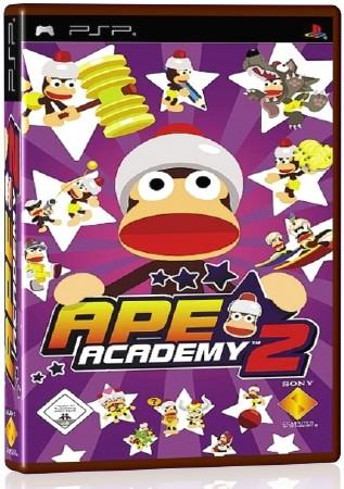 Ape Escape Academy 2 (2005) (RUS) (PSP)
